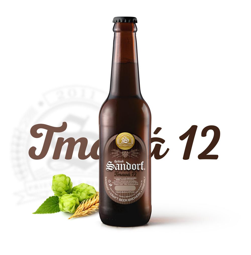 Sandorf Tmavá 12
