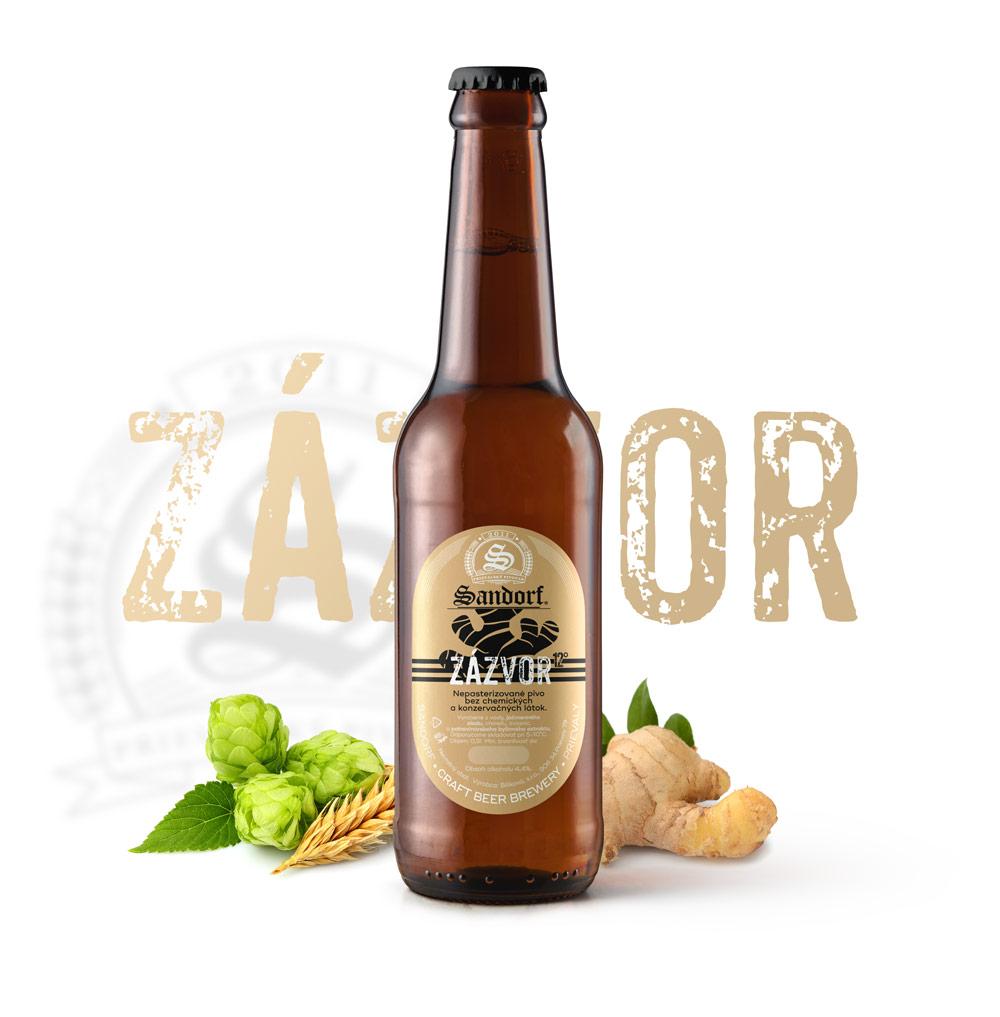 Sandorf ZÁZVOR