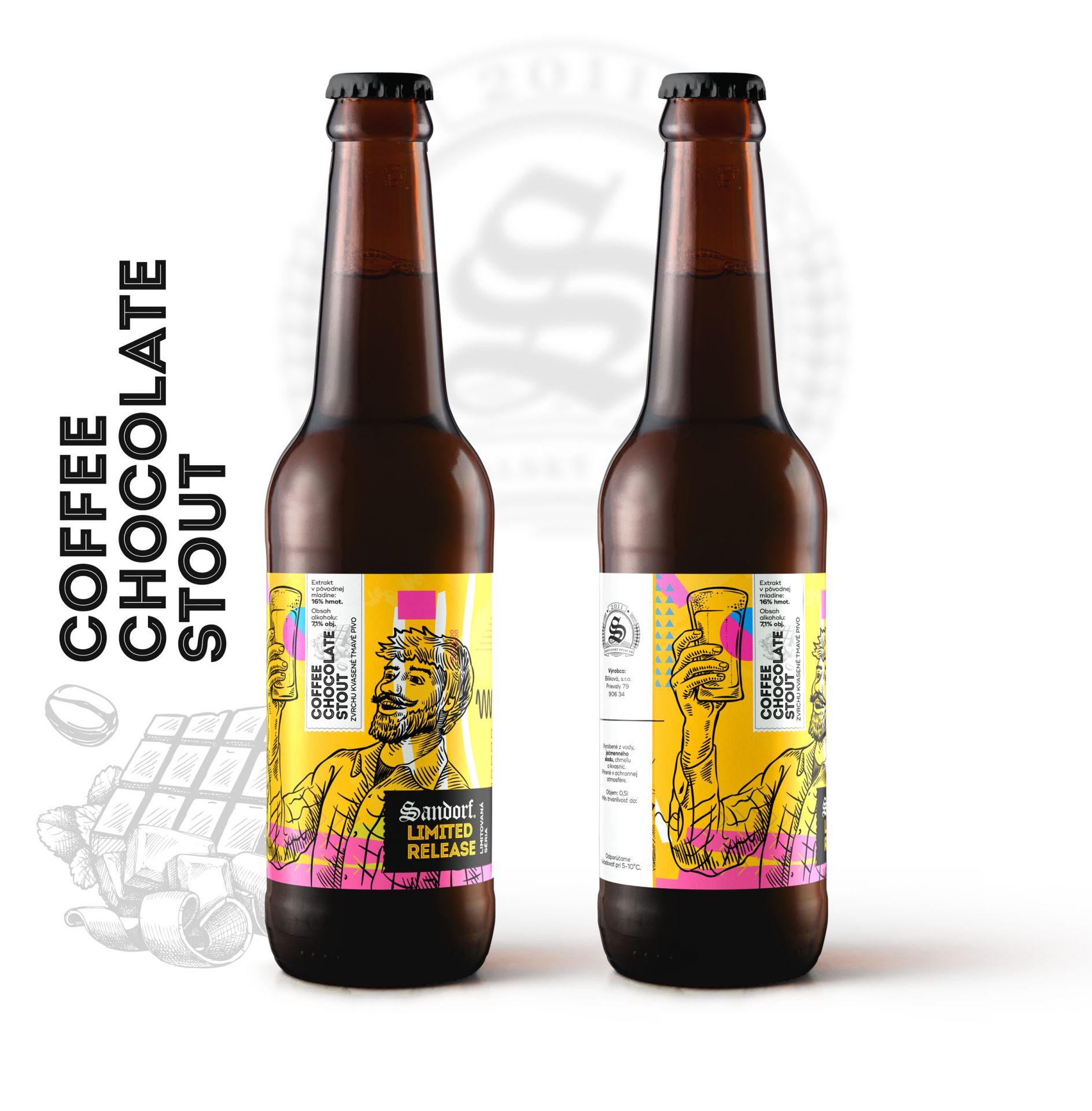 COFFEE CHOCOLATE STOUT