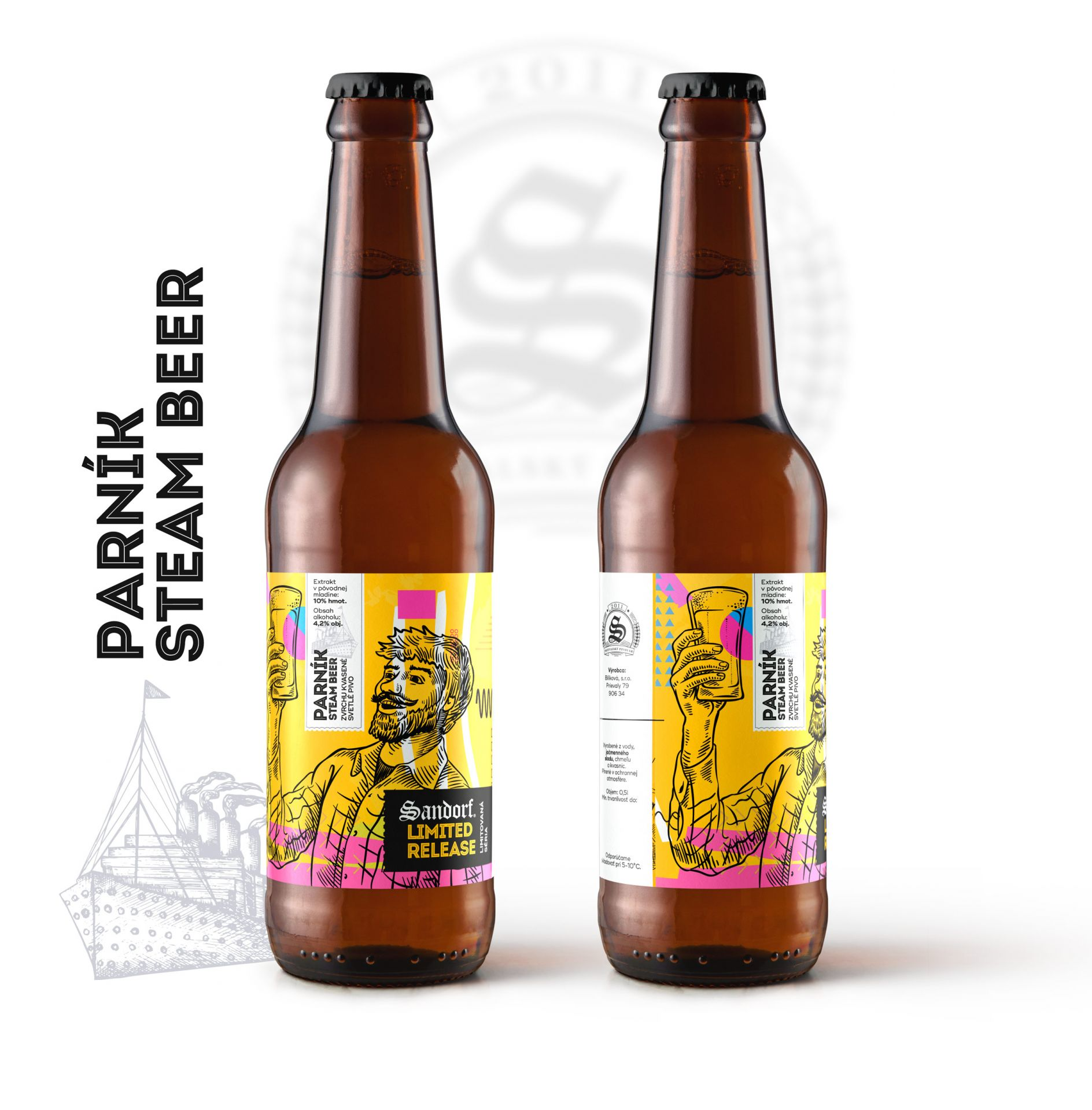 PARNÍK STEAM BEER